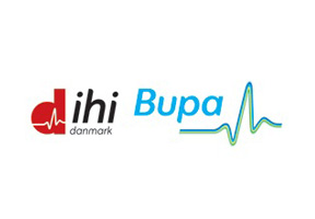 IHI-Bupa logo